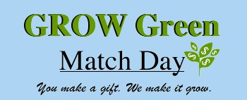 Grow Green Match Day